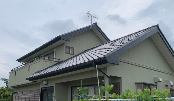 群馬県前橋市 N様邸 外壁塗装・防水工事 ウレタン防水 (6)