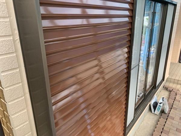群馬県桐生市 I様邸 屋根塗装・外壁塗装 雨戸 吹き付け工法 (2)