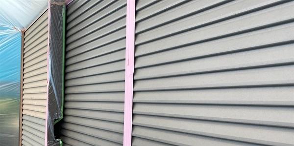 群馬県桐生市 I様邸 屋根塗装・外壁塗装 雨戸 吹き付け工法 (6)