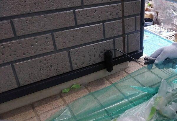 群馬県伊勢崎市 W様邸 屋根塗装・外壁塗装・付帯部塗装 水切り塗装 完工 (2)