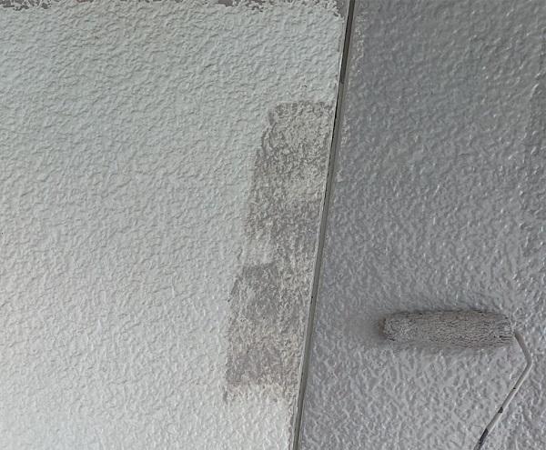 群馬県伊勢崎市 W様邸 屋根塗装・外壁塗装・付帯部塗装 ガイソーウォール無機ACE カチオンシーラーNEO (10)