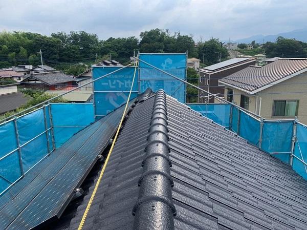 群馬県北群馬郡吉岡町 T様邸 屋根塗装・外壁塗装・付帯部塗装 (3)
