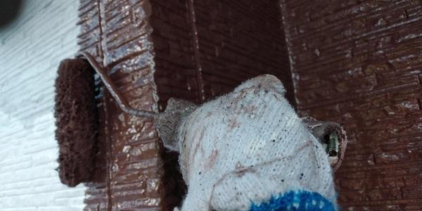 群馬県前橋市 H様邸 外壁塗装・付帯部塗装 色決め ガイソーウォール無機ACE カチオンシーラーNEO (2)