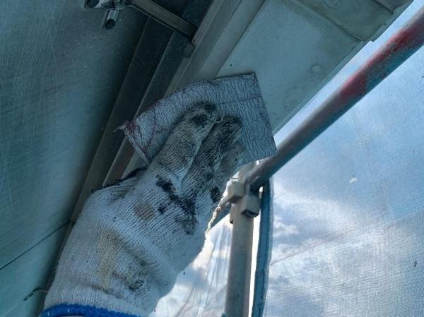 群馬県北群馬郡吉岡町 T様邸 屋根塗装・外壁塗装 雨樋・鼻隠しの塗装 完工 (8)