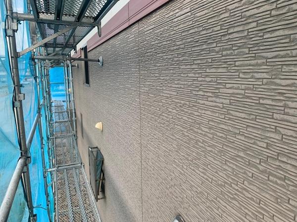 群馬県前橋市 H様邸 外壁塗装・付帯部塗装 色決め ガイソーウォール無機ACE カチオンシーラーNEO (13)