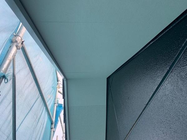 群馬県北群馬郡吉岡町 T様邸 屋根塗装・外壁塗装 軒天塗装 (2)