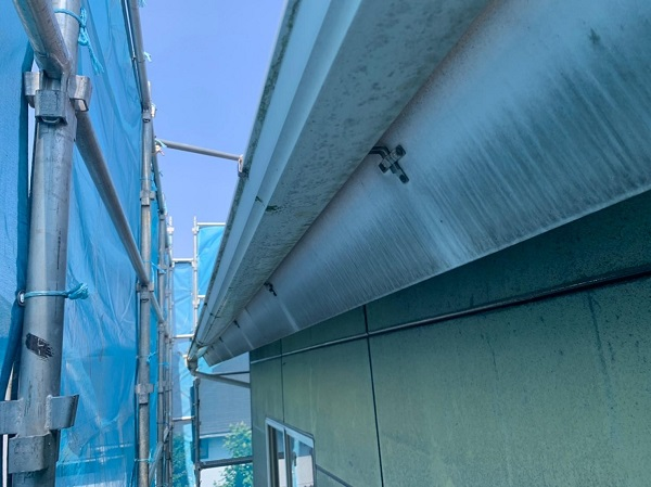 群馬県北群馬郡吉岡町 T様邸 屋根塗装・外壁塗装・付帯部塗装 (2)