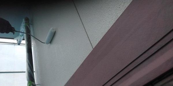 群馬県前橋市 H様邸 外壁塗装・付帯部塗装 色決め ガイソーウォール無機ACE カチオンシーラーNEO (11)