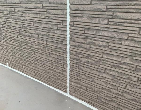 群馬県前橋市 H様邸 外壁塗装・付帯部塗装 シーリング打ち替え工事 (11)