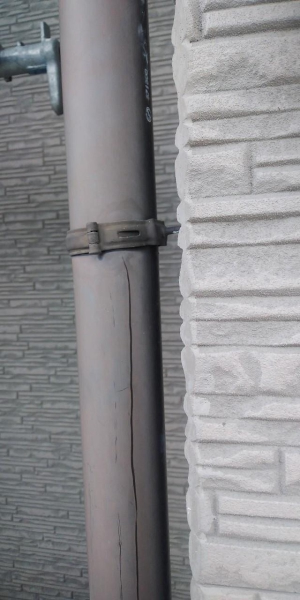 群馬県前橋市 H様邸 外壁塗装・付帯部塗装・アルミサッシ面格子取り付け