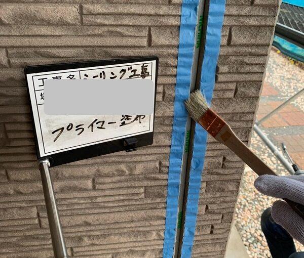 群馬県前橋市 H様邸 外壁塗装・付帯部塗装 シーリング打ち替え工事 (5)