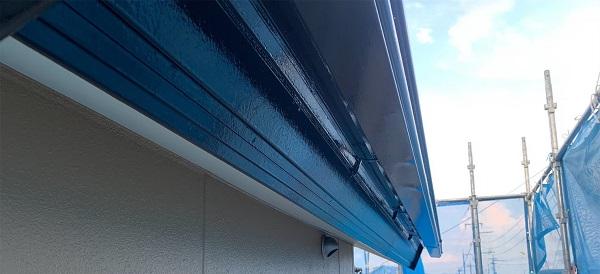 群馬県前橋市 K様邸 外壁塗装・防水工事・付帯部塗装4