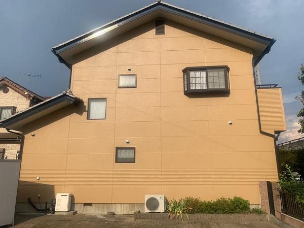 群馬県前橋市 K様邸 外壁塗装・防水工事・付帯部塗装3